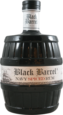 A. H. Riise Black Barrel Navy Spiced