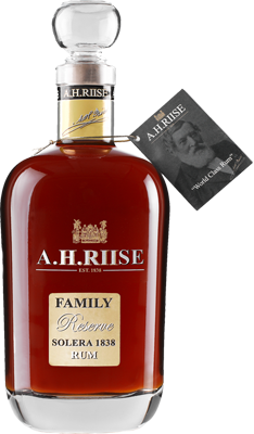A. H. Riise Family Reserve Solera