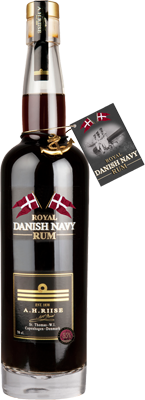 A. H. Riise Navy Strength 55%