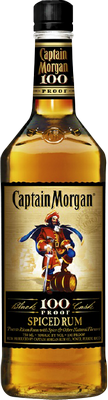Captain Morgan 100