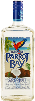 Captain Morgan Parrot Bay