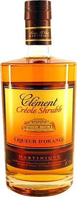 Clement Creole Shrubb