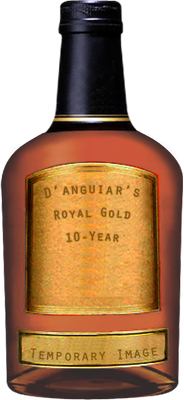 D'aguiar's Royal Gold 10-Year