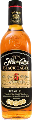 Flor de Cana Black label 5