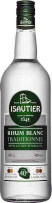 Isautier Blanc Traditionnel