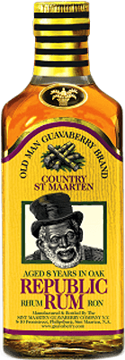 Old Man Guavaberry Republic 8-Year