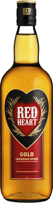 Red Heart Gold