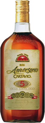 Ron Cartavio Aniversario 5-Year