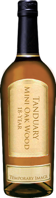 Tanduay Mini Oak Wood 18-Year