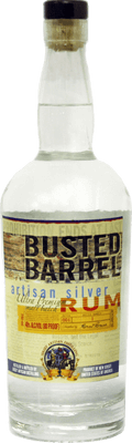 Busted Barrel Silver