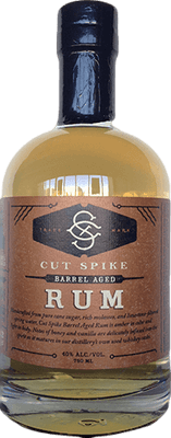 Cut Spike Barrel Aged